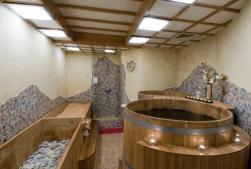 Фотографии комплексов Японская баня